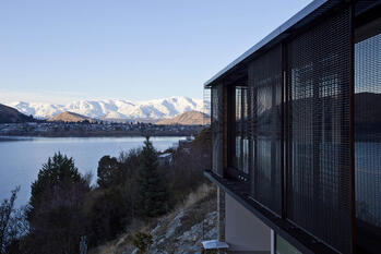 Scenic view of residential property in Queenstown - Willow Place