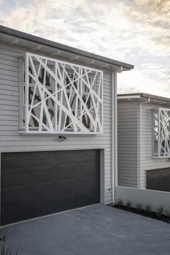 Custom facade designs by Aurae