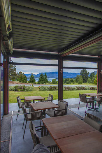 Outdoor heating - Golfcourse Road
