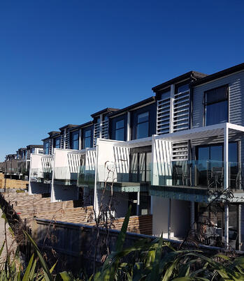 124 Hobsonville Road housing project