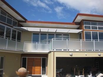 Custom louvre project - Wanaka Residence