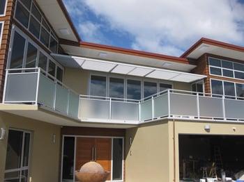 Custom louvres - Wanaka Residence