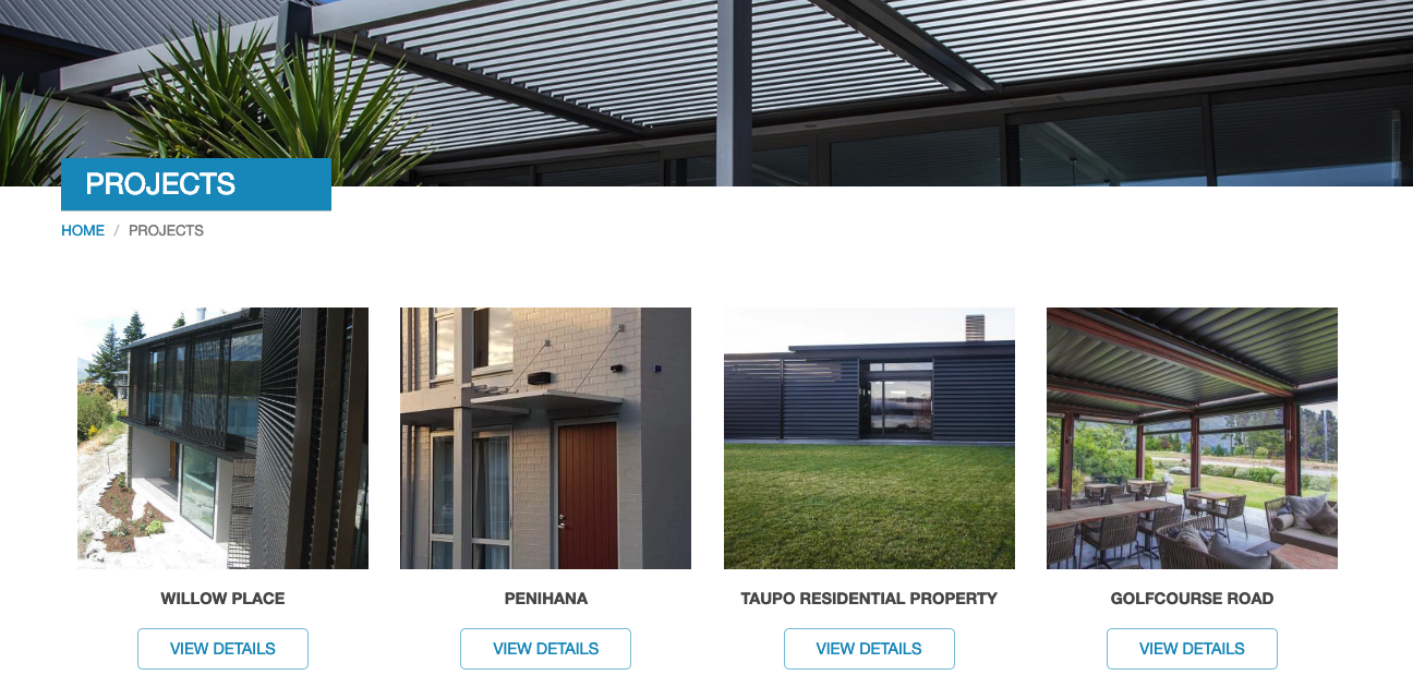 View some of the projects we've worked on