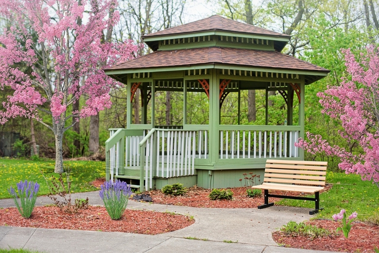 Features and benefits of a gazebo