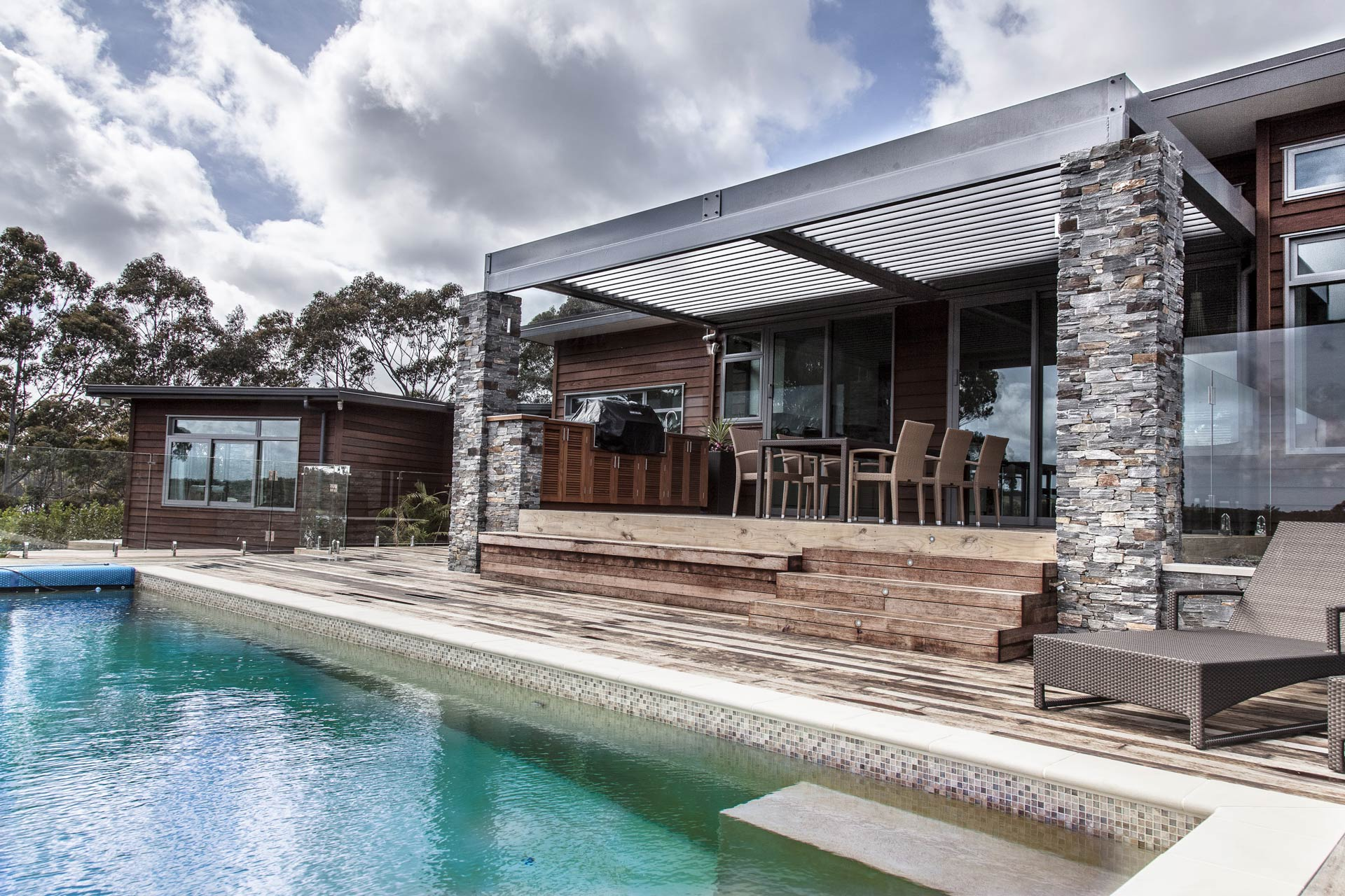 Aurae project - Cable Bay Residence