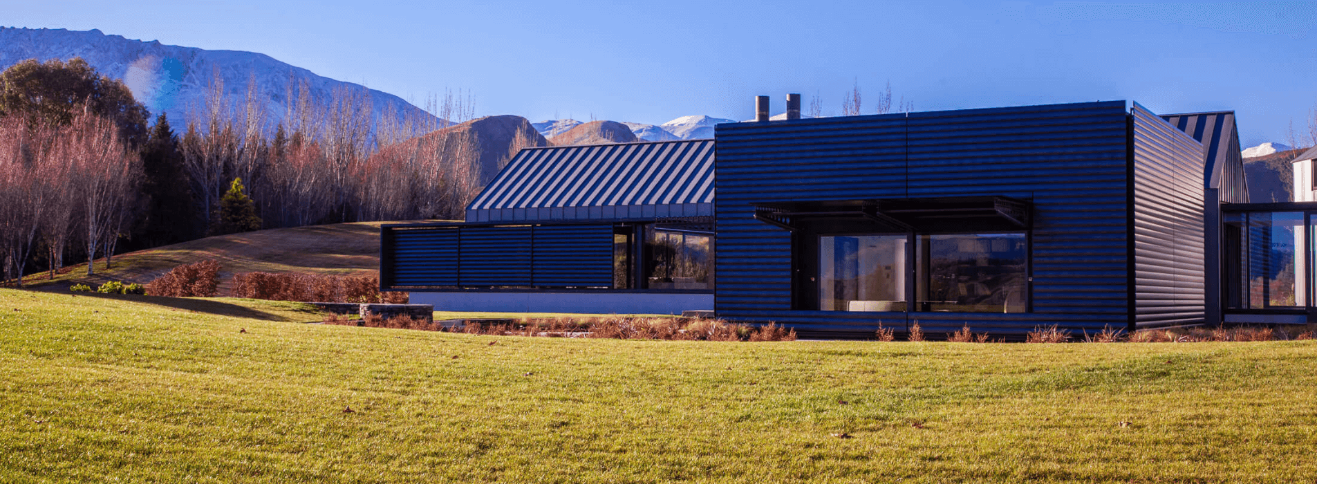 Aurae project - Arrowtown residence
