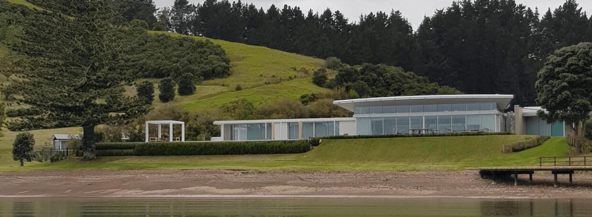 Aurae Paroa Bay project
