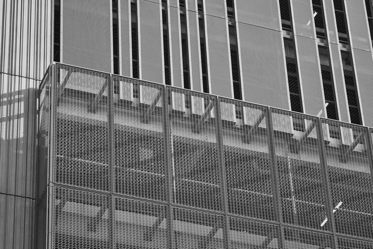 dapple custom aluminium building facade