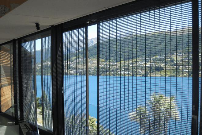 Aurae sliding shutters