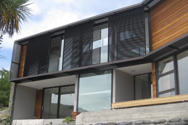 Aurae Queenstown shutters project