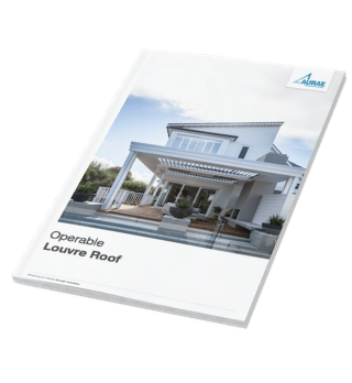 Aurae operable louvre roof brochure